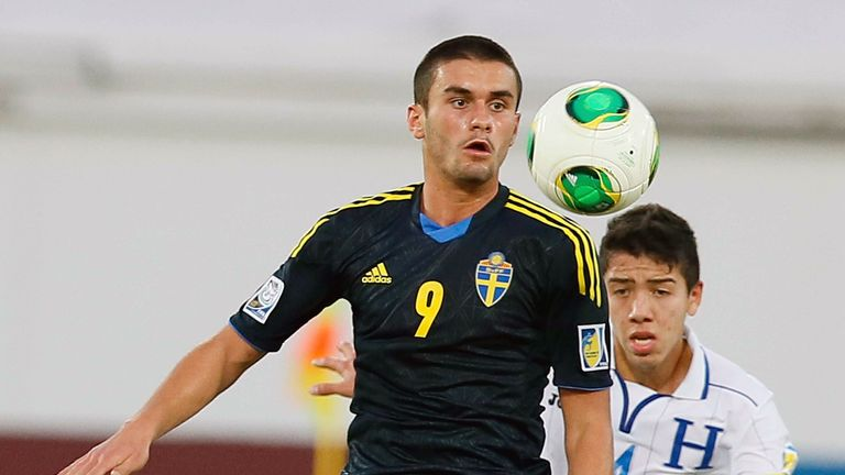 Valmir Berisha: Sweden teenager claims he is wanted by a host of clubs