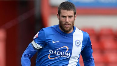 Michael Bostwick scored for Peterborough