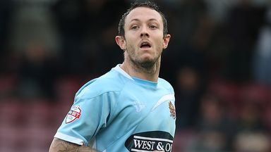 Rhys Murphy: Leaves Oldham on loan