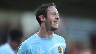 Rhys Murphy: In line for Dagenham return
