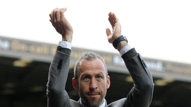 Shaun Derry: Overjoyed with second-half display