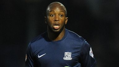 Anthony Straker: Heads to Bootham Crescent