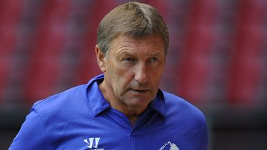 Colin Todd is the manager of Randers