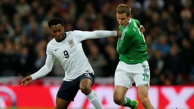 Daniel Sturridge: Started for England in the 1-0 loss to Germany