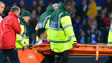 Alejandro Faurlin will not play again for at least six months after suffering another anterior cruciate ligament injury