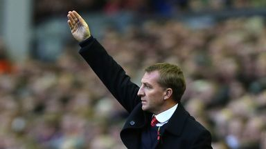 Brendan Rodgers: Liverpool boss ready to rotate his squad