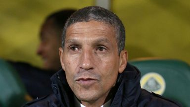 Chris Hughton: Wanted to change things for West Ham clash