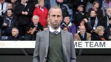 Shaun Derry: Proud of job done at Notts County