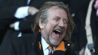 Robert Plant: Stairway to Molineux