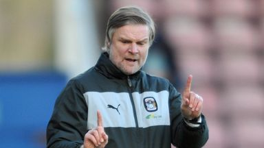 Steven Pressley: Eyes steady climb up the standings