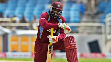 Chris Gayle: Could return for the Twenty20 series with England