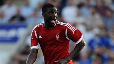 Guy Moussi: Nottingham Forest midfielder heading to Millwall