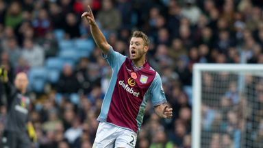 Nathan Baker: Deserves place in Villa side according to Lambert