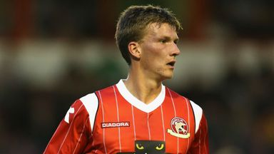 Paul Downing: Looking for Walsall to put down a marker against Peterborough