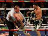 Carl Froch stopped George Groves in controversial circumstances in Manchester