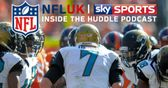 NFL podcast: Listen to the Sky Sports NFL podcast Inside the Huddle