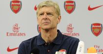 Arsene Wenger: Happy with Saturday lunchtime kick-off