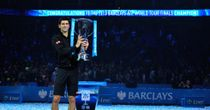 Djokovic reigns in London