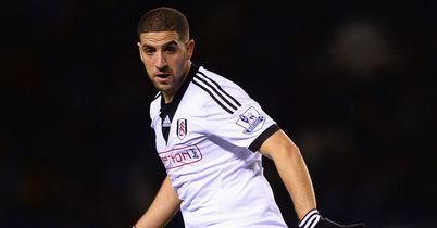 Adel Taarabt: On a season-long loan deal at Fulham but not starting regularly