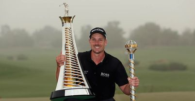 Stenson lands writers award