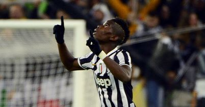 Pogba relaxed about Juve deal
