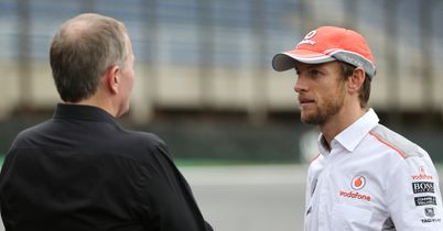 Button 'excited' for 2014