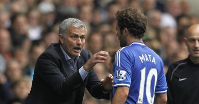 Jose Mourinho: Wanted more from Juan Mata