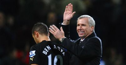 Hatem Ben Arfa: Plenty of food for thought for boss Pardew