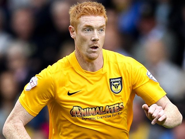 Dave Kitson: Instrumental in Oxford triumph
