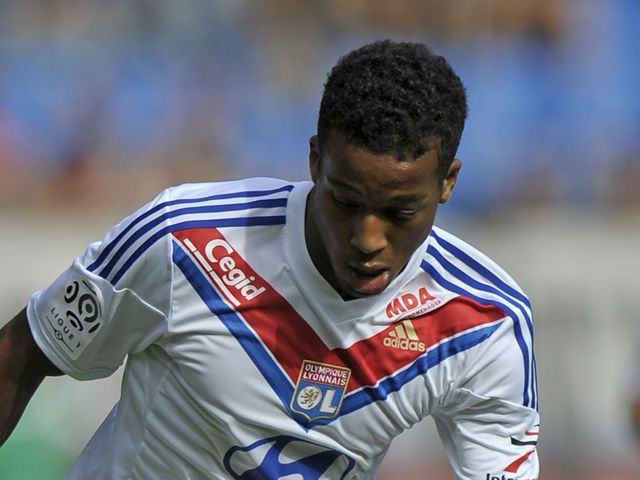 Alassane Plea: Scored for Lyon