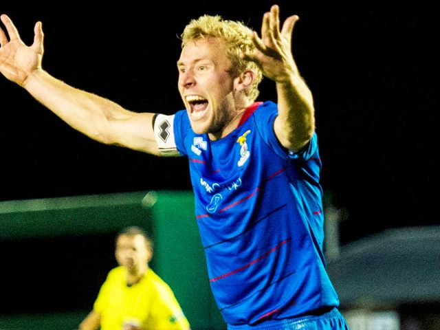 Richie Foran: Set to be named on the bench