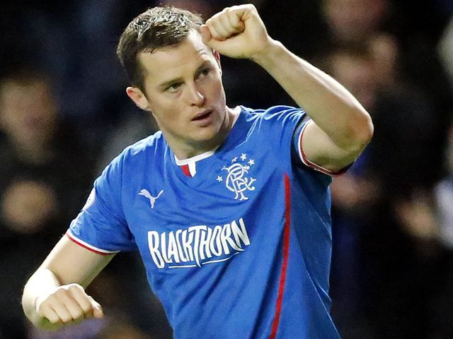 Jon Daly: Two more goals for Rangers