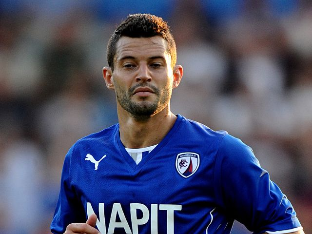 Marc Richards: Opened the scoring