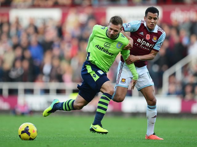 Weimann tries to pull clear of Morrison