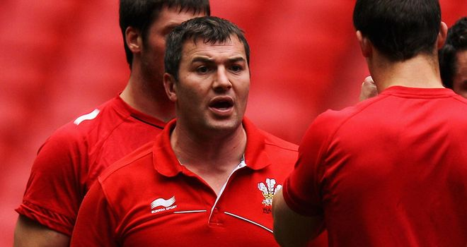 Iestyn Harris thinks he has taken Wales as far as he can