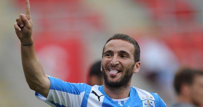 Martin Paterson: On target in Huddersfield win