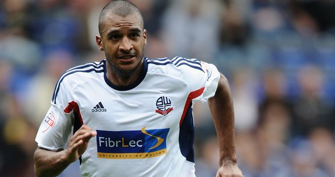 David Ngog: Scored a late equaliser to earn Bolton a point