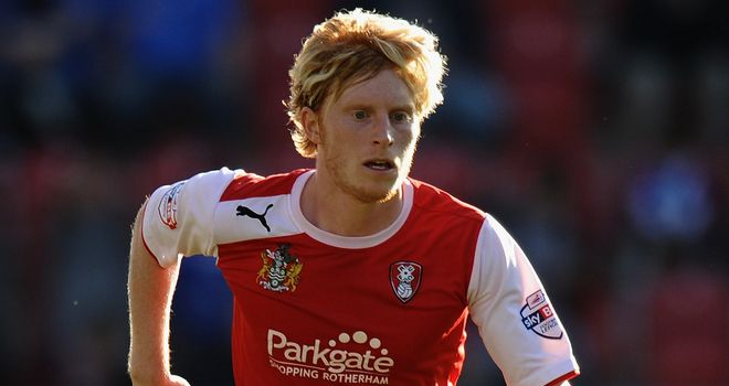 Ben Pringle: Netted Rotherham's second