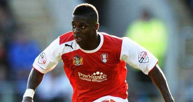 Kieran Agard: Scored from the spot