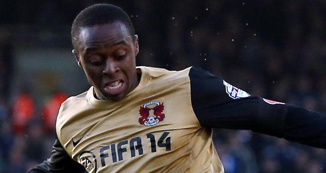 Moses Odubajo:Netted a brace
