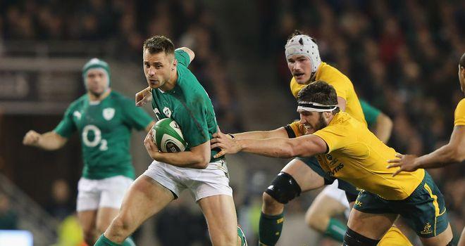 Tommy Bowe: Ireland wing hopeful of a shock success