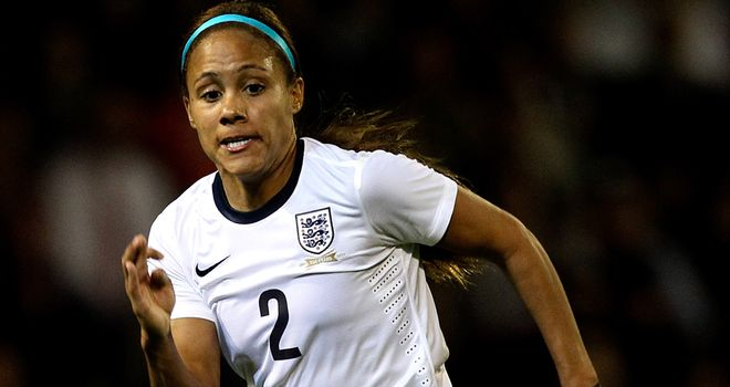 Alex Scott: Delighted by Sampson's impact