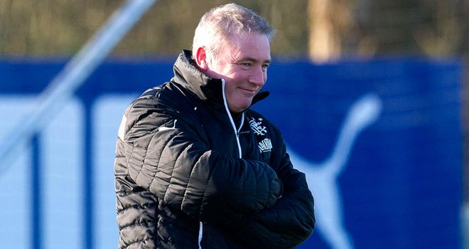 Rangers boss Ally McCoist defends the club's spending