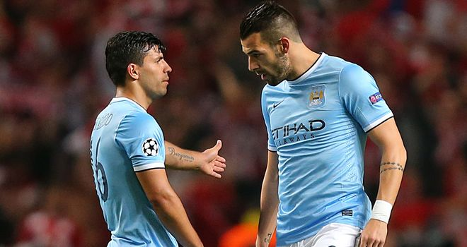Alvaro Negredo and Sergio Aguero: Is there more to come from the strikers?