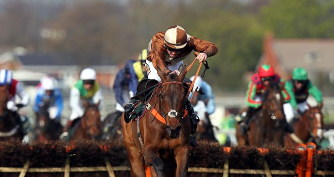 Attaglance: 'Never went' at Cheltenham