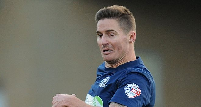 Barry Corr: Could come back into Shrimpers side