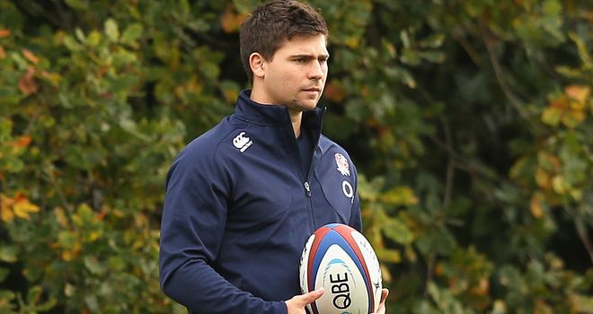 Ben Youngs: Failed a fitness test on Friday morning