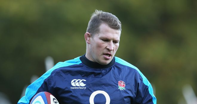 Dylan Hartley: 'We want to be number one'