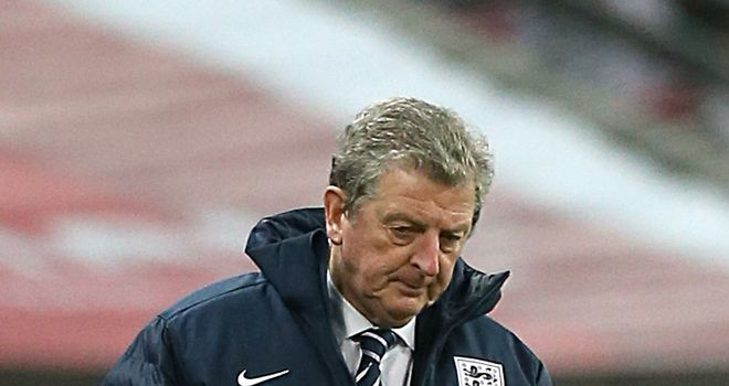 Roy Hodgson: Plenty to think about following Wembley defeat to Germany