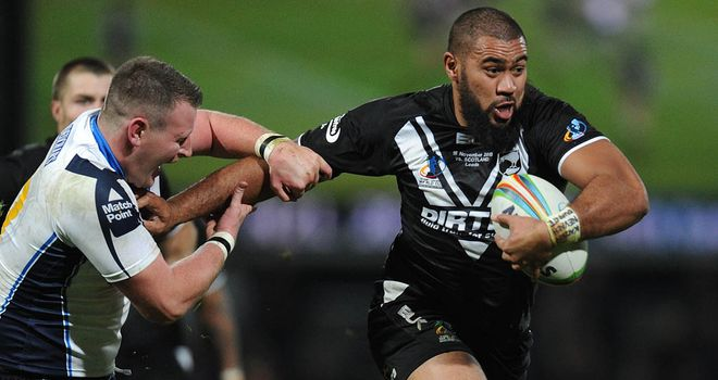 Frank Pritchard: New Zealand forward to miss World Cup final